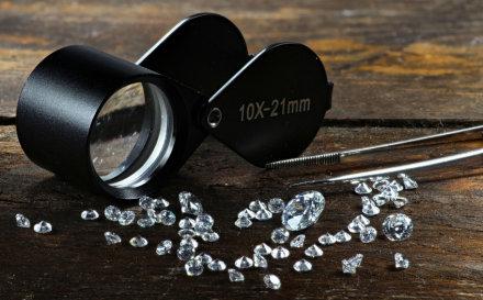 Diamantankauf