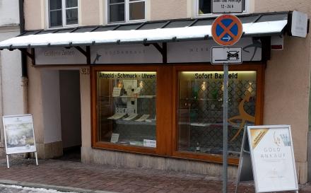 Landsberg am Lech - Fachgeschäft für Schmuck, Uhren & Goldankauf