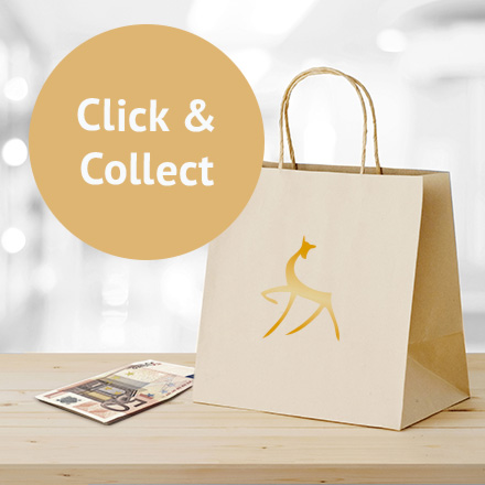 Click and Collect - auch im Lockdown
