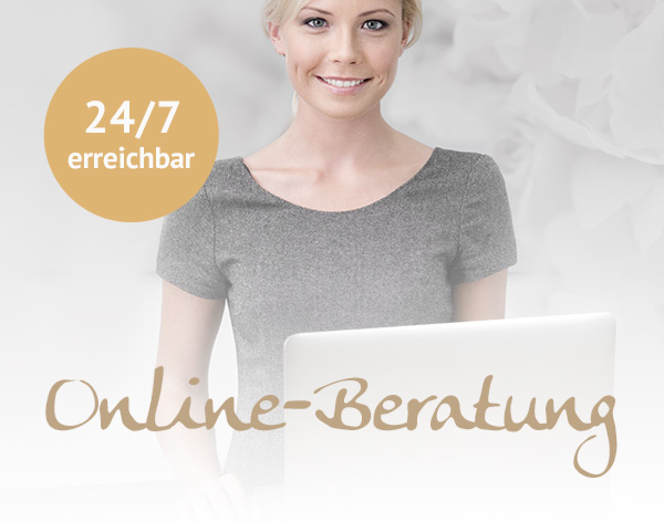 Online-Beratung - Live-Chat