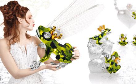 Drachenfels Design - Giftpfeilfroschkönig