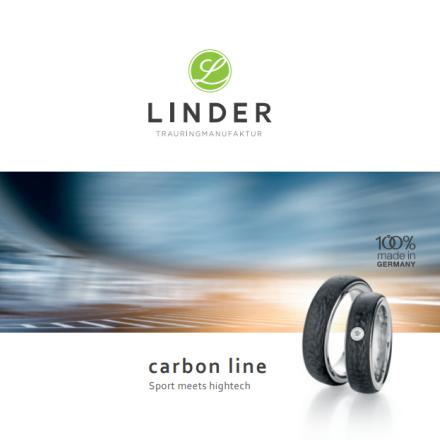 Linder Trauringmanufaktur - carbon line
