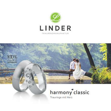 Linder Trauringmanufaktur - harmony classic
