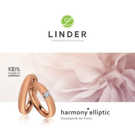 Linder Trauringmanufaktur - harmony elliptic