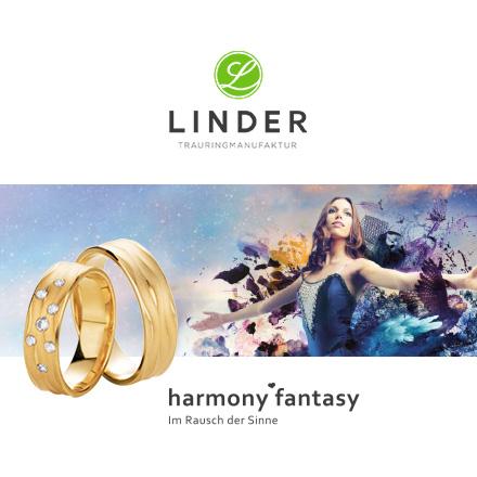 Linder Trauringmanufaktur - harmony fantasy