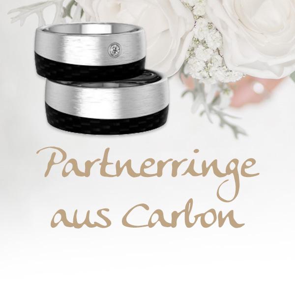 Partnerringe aus Carbon