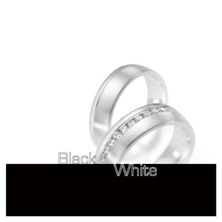 Steidinger Ringe - Black & White