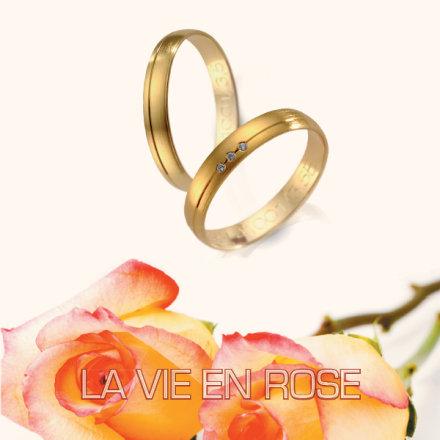 Steidinger Ringe - La Vie En Rose