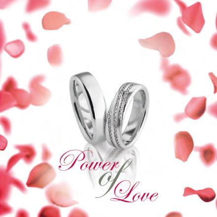 Steidinger Ringe - Power of Love