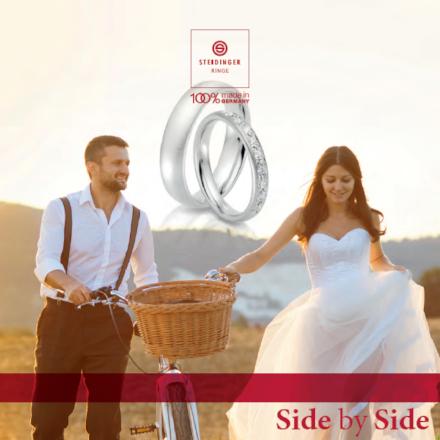 Steidinger Ringe - Side by Side