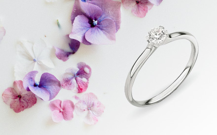 Verlobungsringe - klassisch