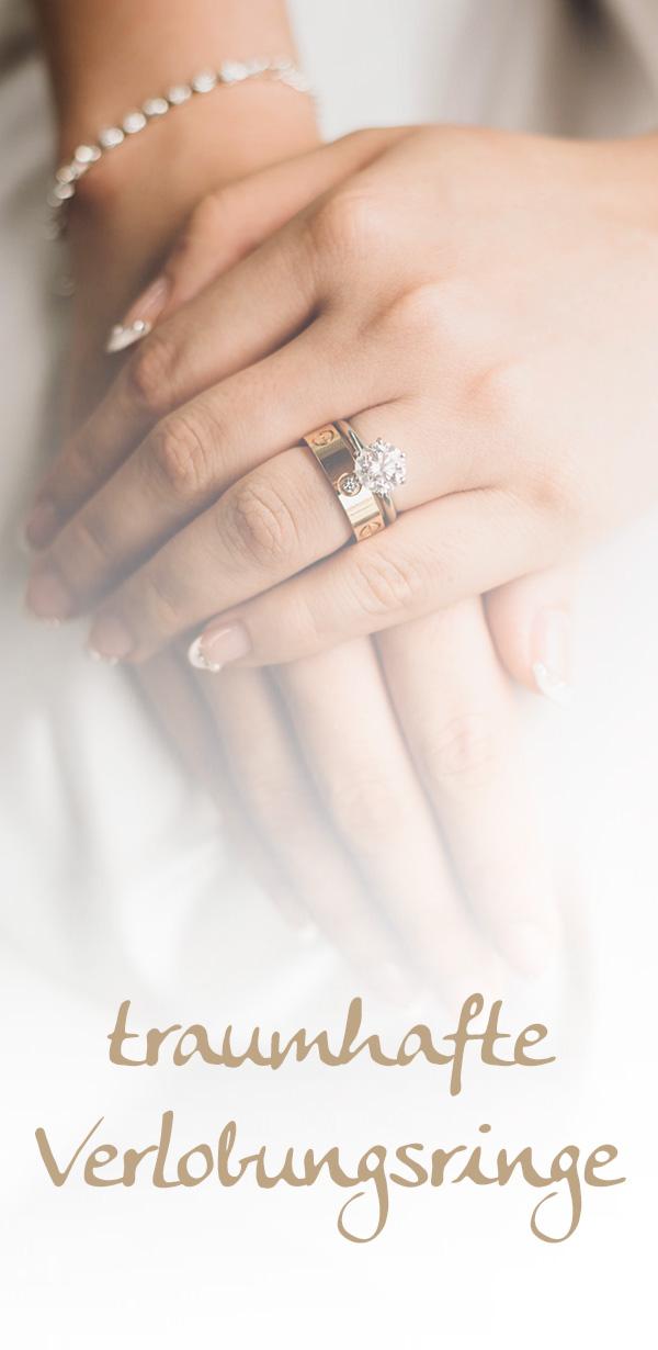 traumhafte Verlobungsringe